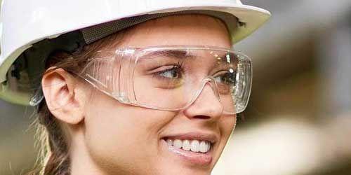 các loại kính mắt bảo hộ