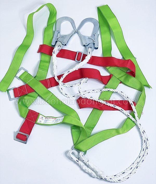dây đai toàn thân 2 móc