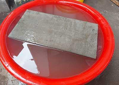 gạch bê tông bọt khí chống thấm