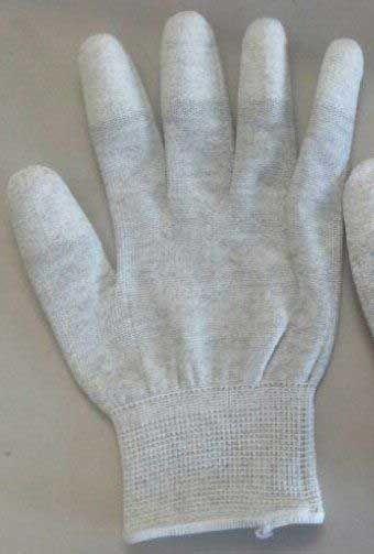 gang tay polyester phu pu ngon tay