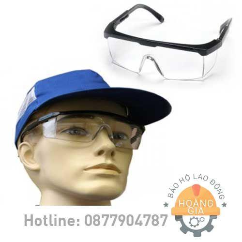 kính mắt bảo hộ thông thường