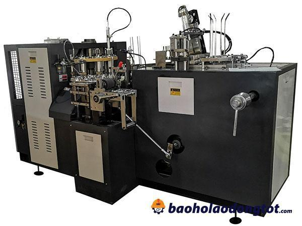 dây chuyền máy sản xuất ly giấy